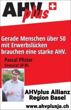 Pascal AHV